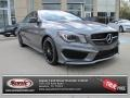 Mountain Gray Metallic 2014 Mercedes-Benz CLA Edition 1