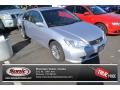 Satin Silver Metallic 2005 Honda Civic EX Coupe