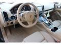 2014 Cayenne Diesel Luxor Beige Interior