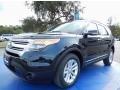 Dark Side 2014 Ford Explorer XLT