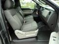 Medium Stone 2010 Ford F150 Interiors
