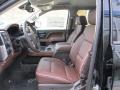High Country Saddle Front Seat Photo for 2014 Chevrolet Silverado 1500 #87918363