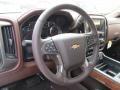 High Country Saddle Steering Wheel Photo for 2014 Chevrolet Silverado 1500 #87918408