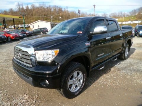 2007 Toyota Tundra Limited CrewMax 4x4 Data, Info and Specs