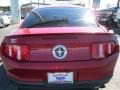2011 Red Candy Metallic Ford Mustang V6 Coupe  photo #4