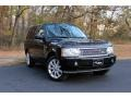 Java Black Pearl 2007 Land Rover Range Rover Supercharged