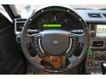 2007 Java Black Pearl Land Rover Range Rover Supercharged  photo #7