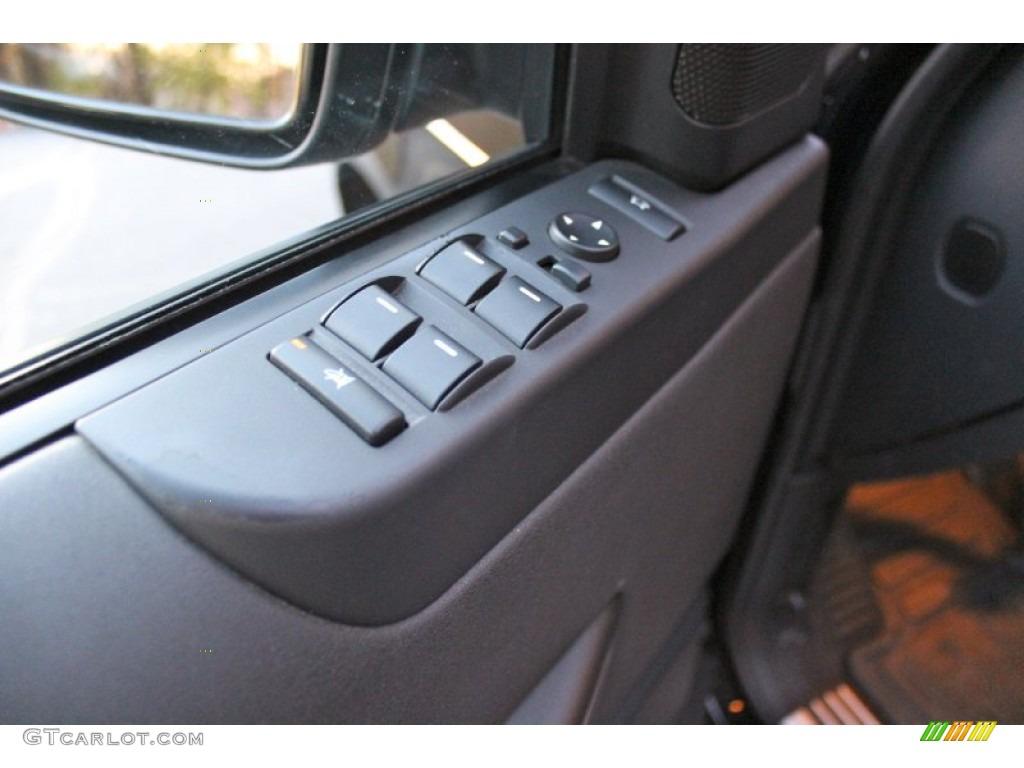 2007 Range Rover Supercharged - Java Black Pearl / Jet Black photo #15