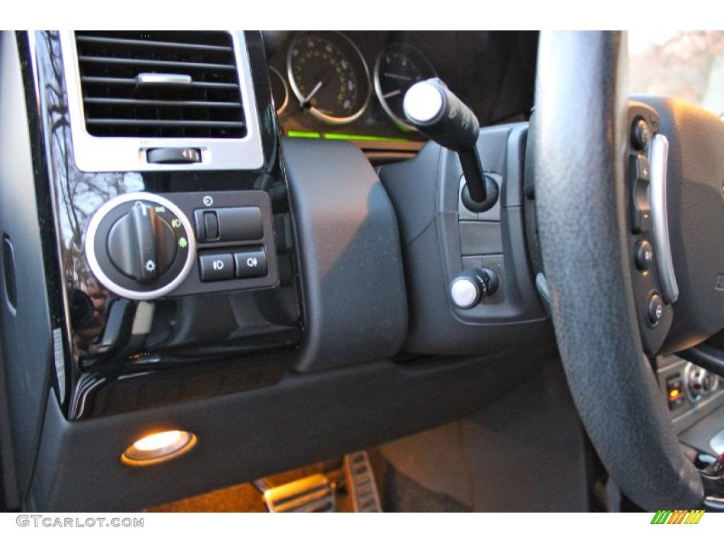 2007 Range Rover Supercharged - Java Black Pearl / Jet Black photo #19
