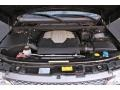 2007 Java Black Pearl Land Rover Range Rover Supercharged  photo #41