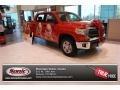 2014 Radiant Red Toyota Tundra SR5 Crewmax 4x4  photo #1