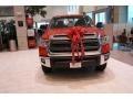 2014 Radiant Red Toyota Tundra SR5 Crewmax 4x4  photo #2