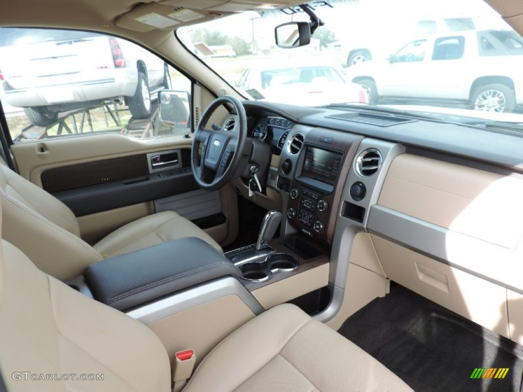 2013 ford f150 lariat supercrew 4x4 interior color photos. Black Bedroom Furniture Sets. Home Design Ideas