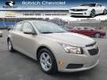 Gold Mist Metallic 2011 Chevrolet Cruze LT
