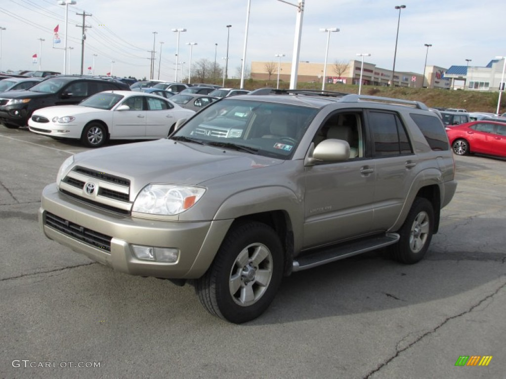 2004 toyota 4runner limited 4x4 exterior photos. Black Bedroom Furniture Sets. Home Design Ideas