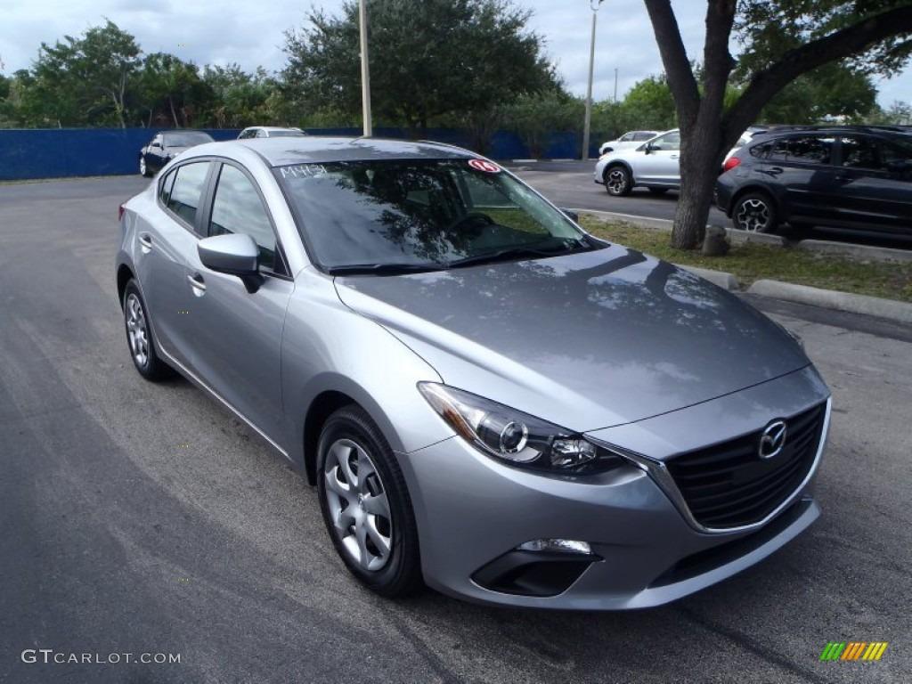 Mazda 3 2014 Silver Interior