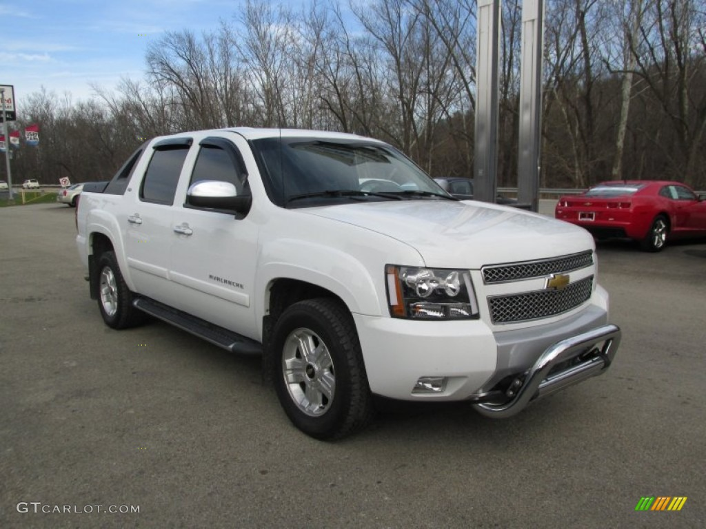 2008 chevrolet avalanche z71 4x4 exterior photos. Black Bedroom Furniture Sets. Home Design Ideas