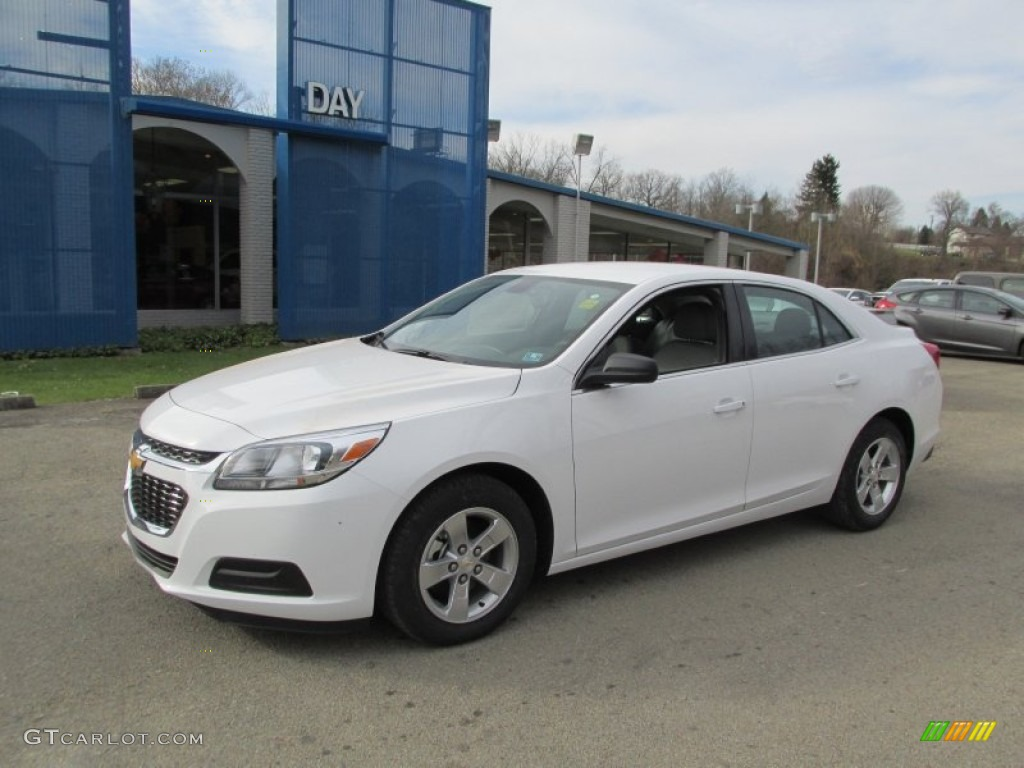 2014 Summit White Chevrolet Malibu LS #87957791 | GTCarLot.com - Car ...