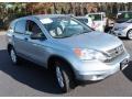 2011 Glacier Blue Metallic Honda CR-V SE 4WD  photo #3