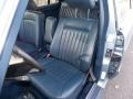 Front Seat of 1986 S Class 420 SEL