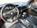 Black Interior Photo for 1999 Porsche 911 #87991003