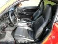 Black Front Seat Photo for 1999 Porsche 911 #87991038