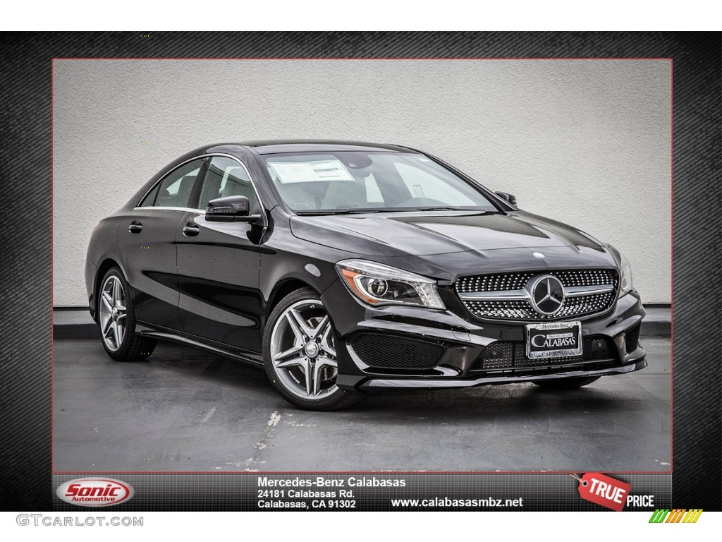 2014 cosmos black metallic mercedes benz cla 250 87957671