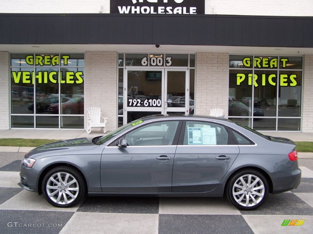 2013 monsoon gray metallic audi a4 2 0t quattro sedan 87958008 gtcarlot com car color galleries