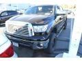 2013 Black Toyota Tundra Limited CrewMax 4x4  photo #4