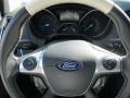 2012 Tuxedo Black Metallic Ford Focus Titanium Sedan  photo #22