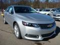 Silver Ice Metallic 2014 Chevrolet Impala Gallery