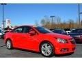 Victory Red 2012 Chevrolet Cruze Gallery