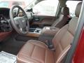 High Country Saddle Interior Photo for 2014 Chevrolet Silverado 1500 #88044521