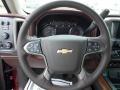 High Country Saddle Steering Wheel Photo for 2014 Chevrolet Silverado 1500 #88044629