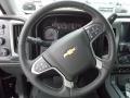 Jet Black/Dark Ash Steering Wheel Photo for 2014 Chevrolet Silverado 1500 #88047091