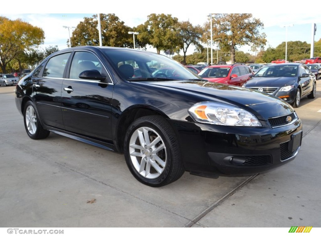 Black 2013 Chevrolet Impala Ltz Exterior Photo 88053500