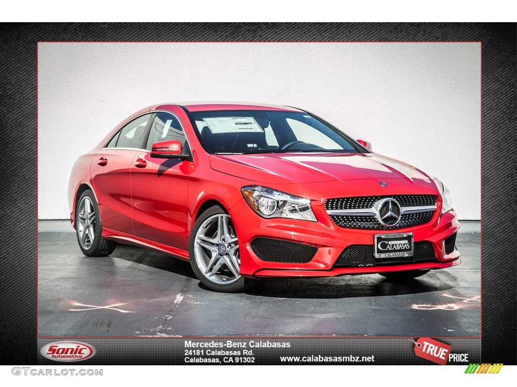 2014 jupiter red mercedesbenz cla 250 88059209