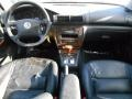 2000 Blue Anthracite Metallic Volkswagen Passat GLX V6 Wagon  photo #9