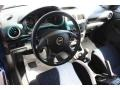 2003 Subaru Impreza Black Interior Dashboard Photo