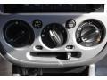 2003 Subaru Impreza Black Interior Controls Photo