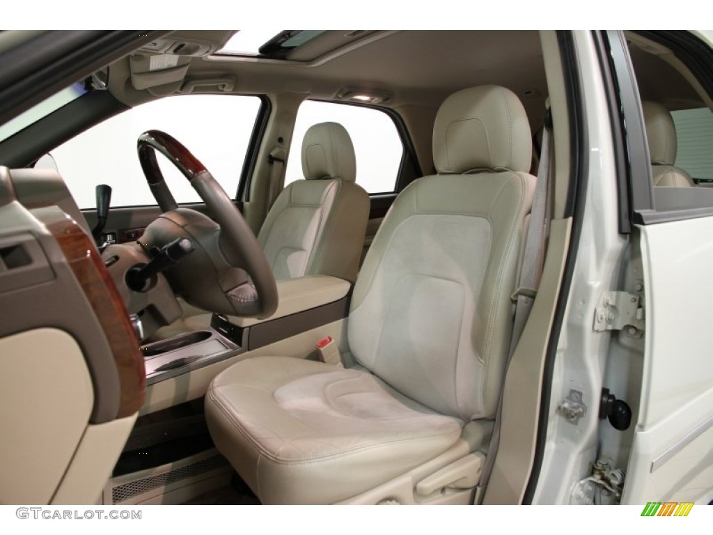 Light neutral interior 2005 buick rendezvous ultra photo - Buick rendezvous interior dimensions ...