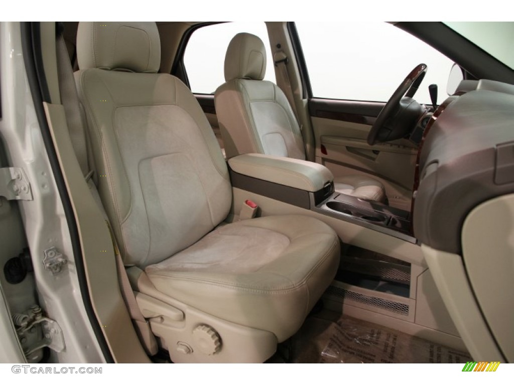 2005 buick rendezvous ultra interior color photos - Buick rendezvous interior dimensions ...