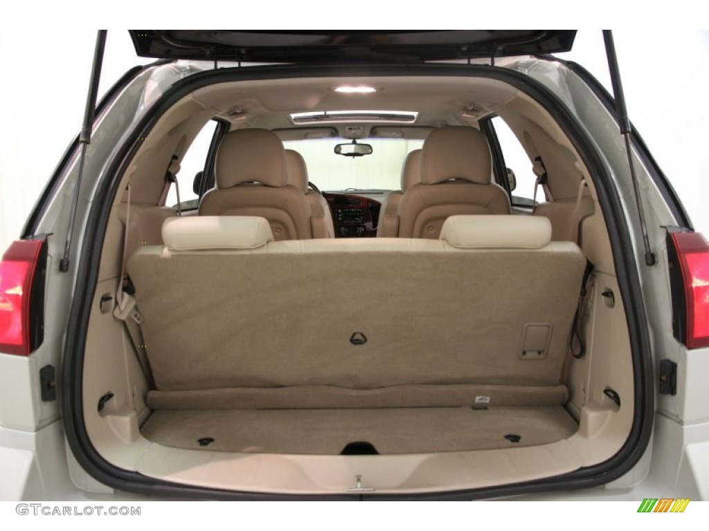 2005 buick rendezvous ultra trunk photos. Black Bedroom Furniture Sets. Home Design Ideas