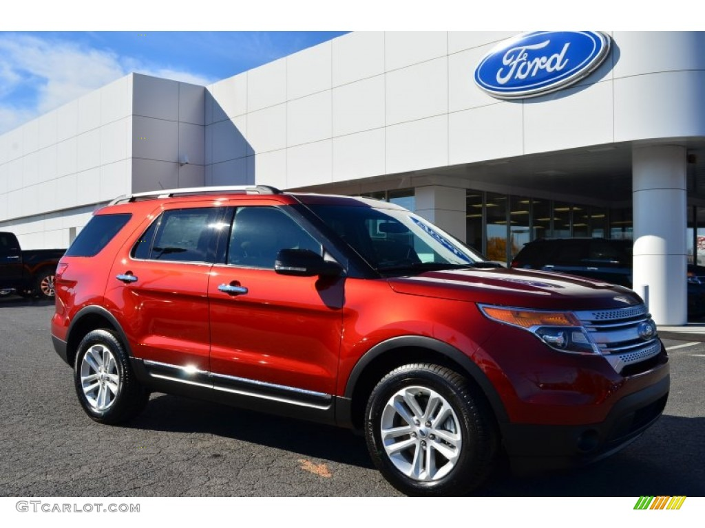 new ford escape in sunset color on exterior release and. Black Bedroom Furniture Sets. Home Design Ideas