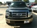 Tuxedo Black Metallic 2012 Ford F150 King Ranch SuperCrew 4x4