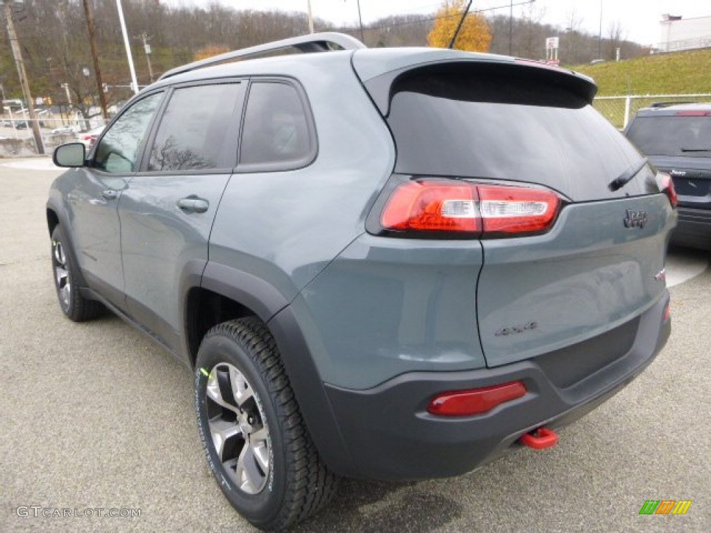 Cherokee trailhawk anvil color autos post for Megee motors in georgetown