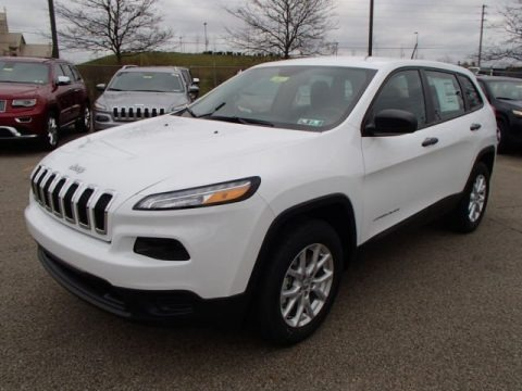 2014 jeep cherokee sport 4x4 data info and specs. Black Bedroom Furniture Sets. Home Design Ideas