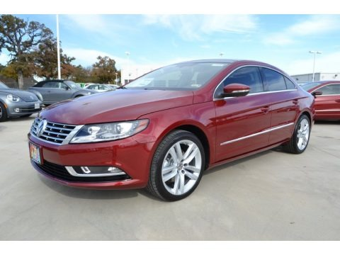 2014 Volkswagen CC Executive Data, Info and Specs