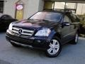Capri Blue Metallic 2008 Mercedes-Benz GL 320 CDI 4Matic