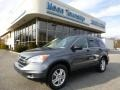 2011 Polished Metal Metallic Honda CR-V EX 4WD  photo #1